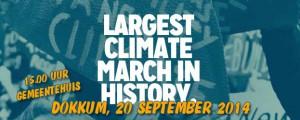 Doe mee aan de People's Climate March in Dokkum op zaterdag 20 september!