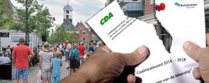 Overleeft coalitie Dongeradeel debat over koopzondag?