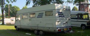 Vragen DS over camperplaatsen in Dokkum
