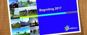 Bijdrage Dongeradeel Sociaal begrotingsraad 2017