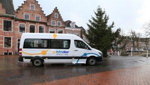 Kwartaalverlies 140.000 euro WMO-vervoer Jobinder 'ingecalculeerd'
