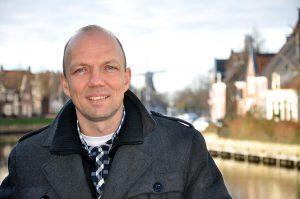 Jouke Douwe de Vries lijsttrekker S!N, Sjoerd Keizer nummer 2