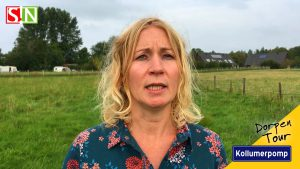 S!N Dorpentour: Minke Schouten in Kollumerpomp