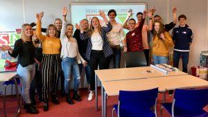Jesse Nutma (21) wil jongeren vertegenwoordigen in gemeenteraad Noardeast-Fryslân