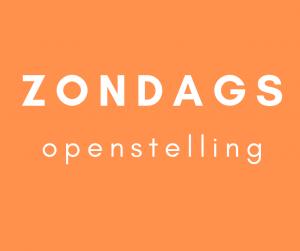 Zondagsopenstelling Noardeast-Fryslân