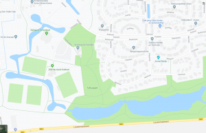 Sportconcentratie Tolhuispark