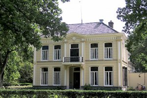 Monumentenstatus Lytse Slot, Villa Nova, te Veenklooster