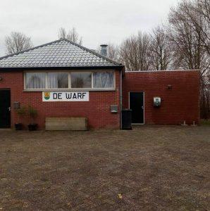 Subsidie voor dorpshuis de Warf in Warfstermolen